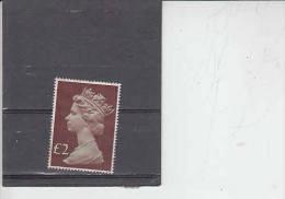 GRAN BRETAGNA   1977 - Unificato  823 - Elisabetta - 1952-.... (Elisabetta II)