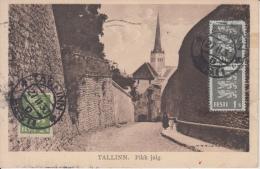 Estland   Tallinn     Pikk Jalg        Nr 3628 - Estonie