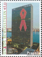 UNO - Wien 379 (kompl.Ausg.) Postfrisch 2002 UNAIDS - Wien - Internationales Zentrum