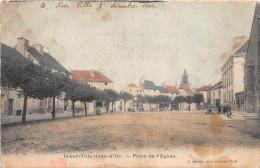 ¤¤  -   IS-sur-TILLE   -   Place De L'Eglise   -  ¤¤ - Is Sur Tille