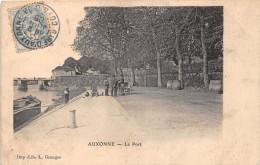 ¤¤  -  AUXONNE   -   Le Port    -  ¤¤ - Auxonne