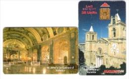Malta - Malte - St. John`s Co Cathedral Church - Valletta - Malta