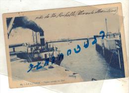 """CPA La Pallice NAVIRE """" Erato """" K.N.S.M.N.C 1917 LEKKERK NEDERMANDS PAYS BAS - Paquebote"""