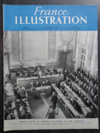 FRANCE ILLUSTRATION  N° 34  25  Mai 1946 - 1900 - 1949