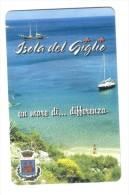 Isola Del Giglio 5000 Lire Nuova Cod.schede.025 - Italia