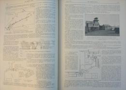 GENIE CIVIL 1931 N°13:AVIATION NOUVEAU MOTEUR DIESEL/OR MINE LA FAGASSIERE/CALAIS TRANSFORMATION PORT - Journaux - Quotidiens