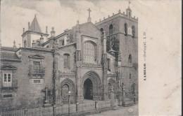 Sé De Lamego. Catedral Gótica Construída Em 1129. Excellent Post And Not Circulated In Very Good Condition. 2 Scans. - Viseu