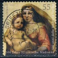 2012  500 Jahre Sixtinische Madonna