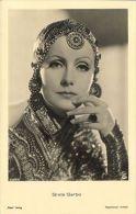 "CPA Artiste Cinema Film Greta Garbo ,,Ross"" Verlag 6522/4 (93468) - Cinema"