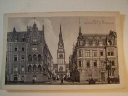 Coln A Rh  Herwarthstrasse Mit Christuskirche 1908 - Koeln