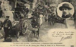 CPA Paris (Dep. 75) Le Crise Des Loyers (80254) - Unclassified