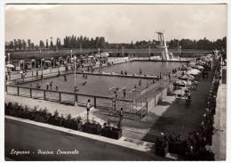 LEGNANO - PISCINA COMUNALE - 1952 - Legnano