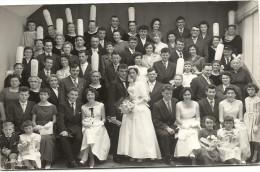 29  PONT  L  ABBE    CARTE  PHOTO    UN  MARIAGE    >>>  PHOTOGRAPHE  POUILLOT EHANNO - Pont L'Abbe