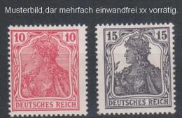 D.R.Nr.86,101,Kriegspostfälschung,xx - Deutschland