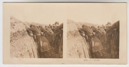 Stereoscope, Guerre 1914 -1918, Wordwar I, La Tranchée (pk22364) - Stereo-Photographie