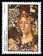 GUINEA BISSAU - Scott #675 Spring By Botticelli (*) / Used Stamp - Altri