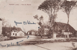 Parcey - Place Du Marché - Autres Communes