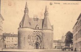 Mechelen Malines Vieille Porte De Bruxelles - Mechelen