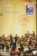 MB 2509) Japan SSt SAITO KINEN FESTIVAL 2007 (Mi# 2407) (MK Maxicard) - Music
