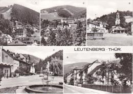 AK Leutenberg - Thüringen - Mehrbildkarte - 1980 (17538) - Leutenberg