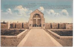 MILITAIRE - SOUAIN - Cimetière Américain - Soldatenfriedhöfen