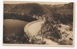 (RECTO / VERSO) BORT LES ORGUES - NEUVIE - USSEL - MAURIAC - BAARRAGE DE MAREGES - N° 7003 - FORMAT CPA - France