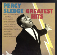 * LP *  PERCY SLEDGE - GREATEST HITS (Portugal 1987 EX-!!!) - Soul - R&B