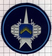 Ecusson. Patch. Toppa. Parche. Russia. Army. Space Forces. Cosmodrome. - Patches