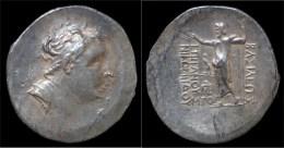 Kingdom Of Bithynia Nikomedes III Euergetes AR Tetradrachm - Greche