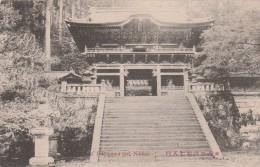 JAPON CPA  TOKUGAWA NIKKO        TDA11 - Autres