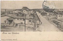 Gruss Aus Elsenborn CPA 1911 - Elsenborn (camp)