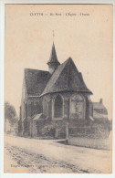 Clytte (Reningelst) de kerk (pk22395)