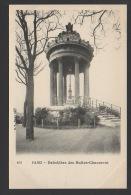 DF / 75 PARIS / BUTTES-CHAUMONT / LE BELVÉDÈRE - Parks, Gardens