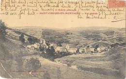 Saint-Cirgues-en-Montagne (Ardèche) - Vue Générale - Edition Artige Fils - France