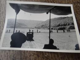 3ème Lancier En Manoeuvre Au Camp De Vogelsang...sur Un Stand De Tir - Militaria