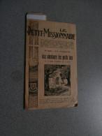 Le Petit Missionnaire 6 Nov 1953 : Maaseik, Neeroeteren, Théodore Bonnel, Ercée - Boeken, Tijdschriften, Stripverhalen
