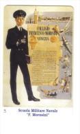 Scuola Militare Navale Francesco Morosini 10000 Lire Nuova Cod.schede.031 - Italia