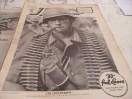 Lot De 29 Journaux Hebdo De Journaux Allemand ILLUSTRIERTER BEOBACHTER - Magazines & Papers