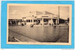 La Ciotat-le Casino Et La Piscine--années 20-30 édition La Cigogne - La Ciotat