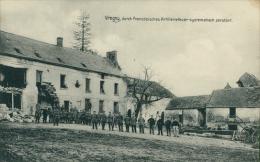 02 VREGNY / Durch Französisches Artilleriefeuer Systematisch Zerstört / FELDPOSTKARTE - Autres Communes