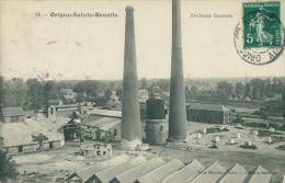 02 ORIGNY SAINTE BENOITE / Ancienne Sucrerie / - France