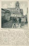 02 PROUVAIS / Platzmusik Unserer Grenadiere / FELDPOSTKARTE - Autres Communes