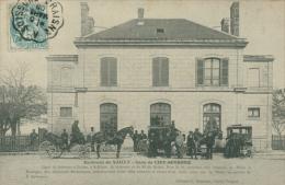 02 SERMOISE / Gare De Ciry Sermoise / - Autres Communes