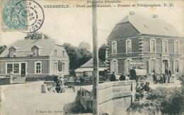 02 VENDHUILE / Pont Sur L'Escaut / - Sonstige Gemeinden