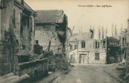 02 VIC SUR AISNE / Rue De L'Eglise / - Vic Sur Aisne