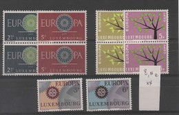LUXEMBOURG  Timbres Neufs **  Europa   (ref 727 ) - Luxemburg