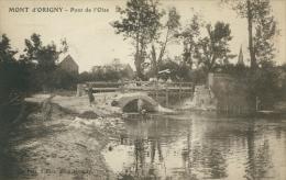 02 MONT D'ORIGNY / Pont De L'Oise / - Other Municipalities