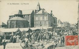 02 LE NOUVION EN THIERACHE / Le Marché / - Autres Communes
