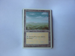 Magic The Gathering Terrain Plaine - Group Games, Parlour Games