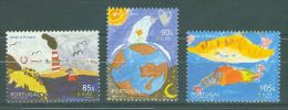 Portugal - 2001 Children´s Drawings MNH__(TH-9389) - 1910-... République